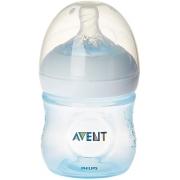 Mamadeira Pétala Azul 125 ml 0m+ Avent