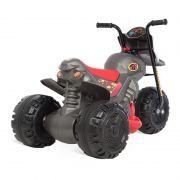 Mini Moto Elétrica 6v Xt3 Cinza - Bandeirante