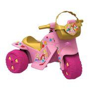 Mini Moto Elétrica Ban Moto Princesas Disney 6V - Bandeirante