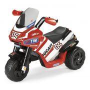 Moto Elétrica Ducati Desmosedici 6V - Peg-Pérego