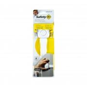 Trava Botão Secreto White - Safety 1st