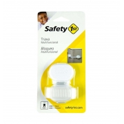 Trava Multifuncional White - Safety 1st