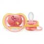 Chupeta Ultra Air Descorada 6 a 18 Meses -  Flamingo