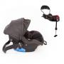 Travel System Discover Trio Isofix Safety 1st - Black Chrome