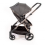 Travel System Discover Trio Isofix Safety 1st - Grey Chrome