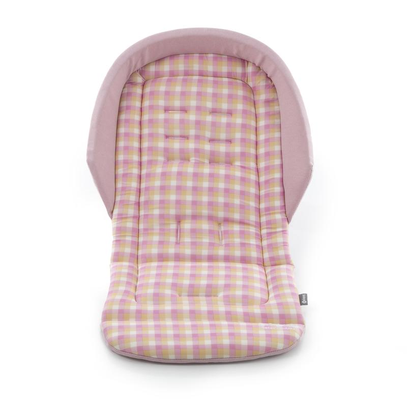 Almofada Safecomfort Safety 1st Plaid Pink