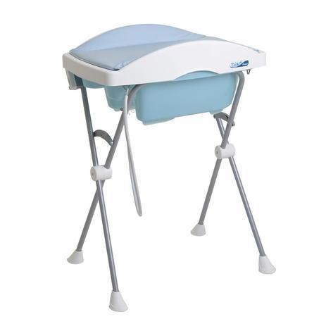 Banheira Para Bebê Burigotto Tchibum - Baby Blue