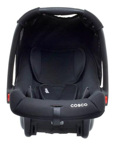 Bebê Conforto Cosco Bliss - para Crianças até 13Kg-Preto Absoluto