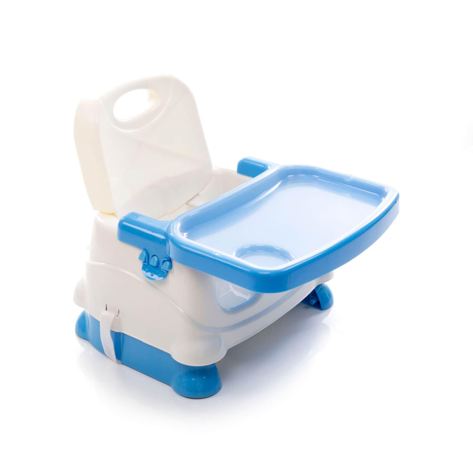 Cadeira Alimentação Portátil  Voyage Fun - Azul