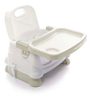Cadeira Alimentação Bebê Portátil Fun Bege Voyage