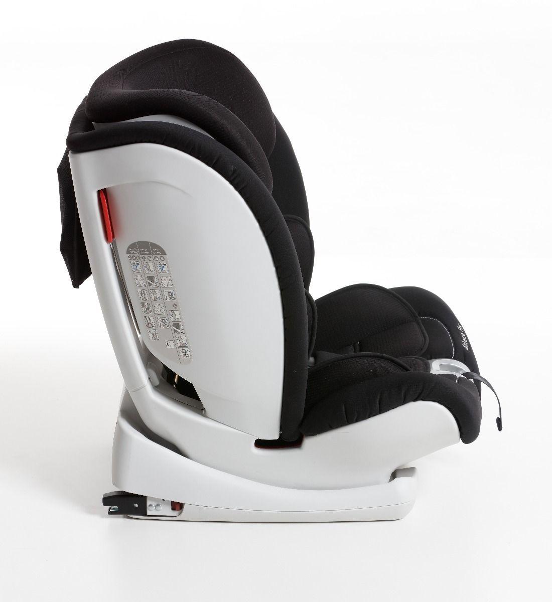 Cadeira Auto Isofix Dzieco Technofix Isofix 9 à 36Kg Preto