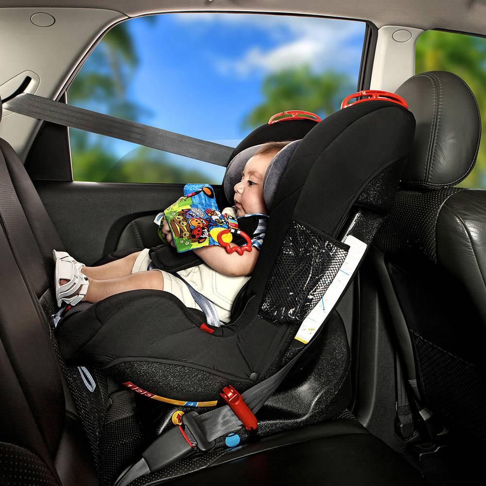 Cadeira Auto Recline Black Ink 0 a 25kg - Safety 1st