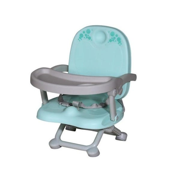 Cadeira de Alimentação Vic Assento Portátil 3 regulagens de altura Pistache - Galzerano