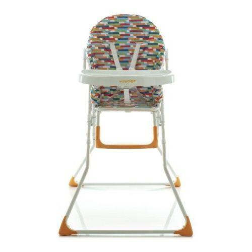 Cadeira De Refeição Petisco Voyage - Colorê