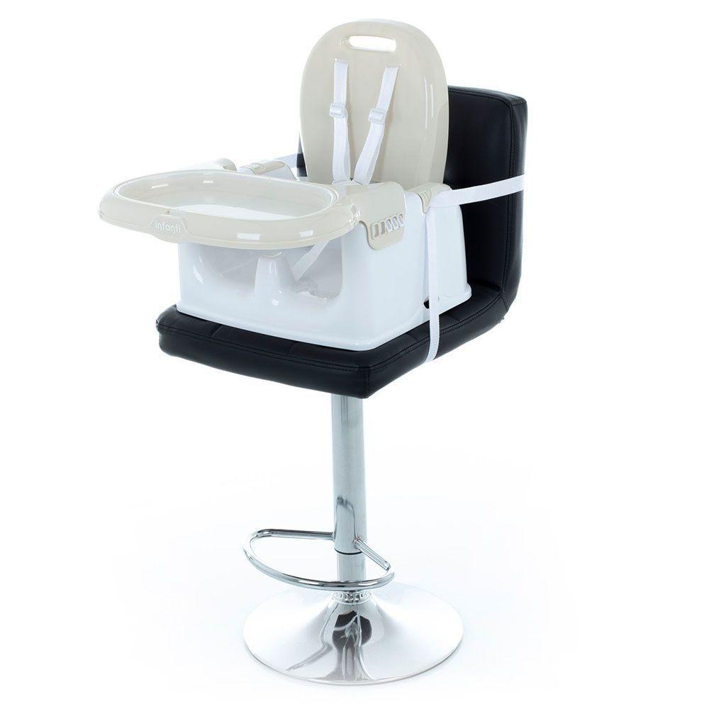 Cadeira de Refeição Portátil Mila Bege - Infanti