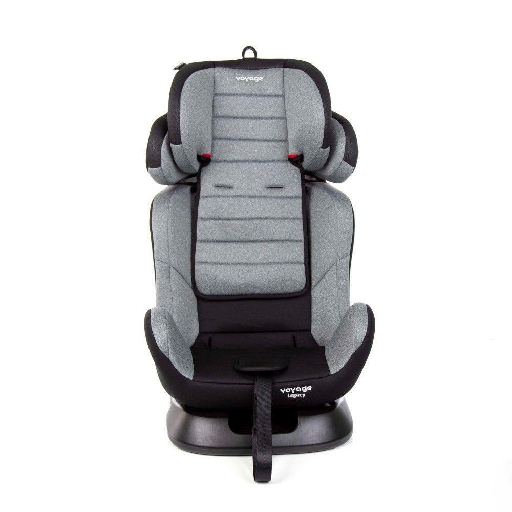Cadeira Infantil para Carro Legacy 0-36kg Cinza - Voyage