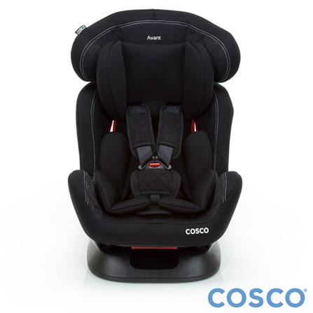 Cadeira para Auto Avant Cinza e Preto até 25Kg - Cosco