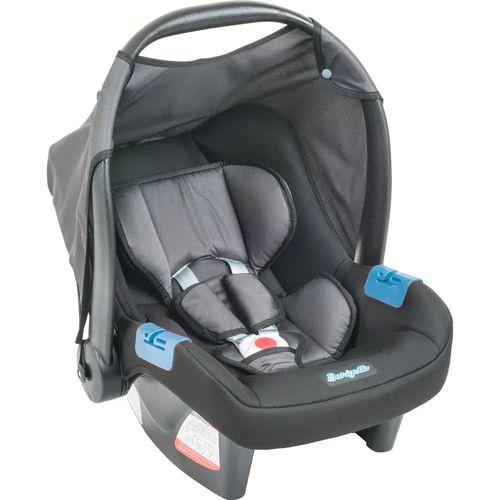 Cadeira para Auto/ Bebê Conforto Touring Evolution SE Cinza- Burigotto