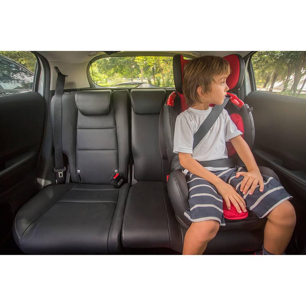 Cadeira para Auto Cockpit Grafito 9 a 36 Kg Cinza - Infanti