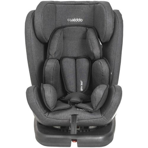 Cadeira Para Auto Giro 360° Preto - Kiddo