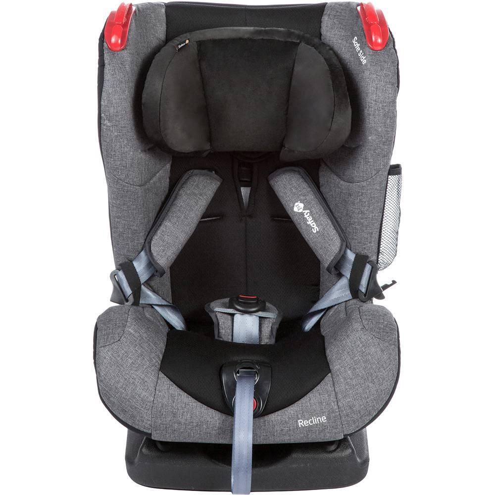 Cadeira Recline Gray Denin 0 a 25kg - Safety 1st