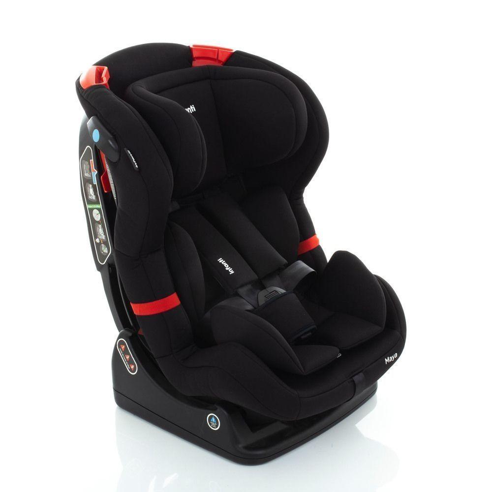 Cadeirinha Auto Maya Black Storm 0 a 25 kg - Infanti