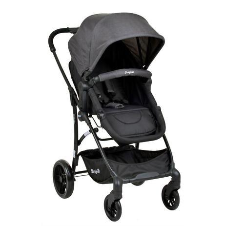 Carrinho de Bebê Convert Burigotto Drak Gray