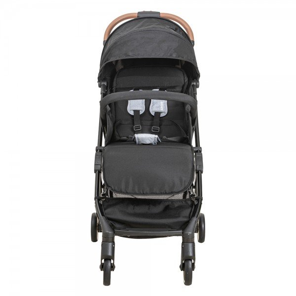 Carrinho De Bebê Sprint Preto Kiddo
