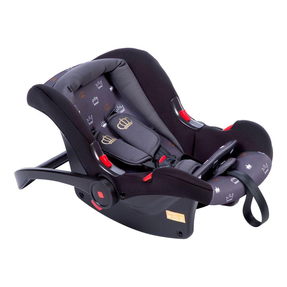 Carrinho de Bebê Travel System Nexus Preto + BB conforto - Cosco