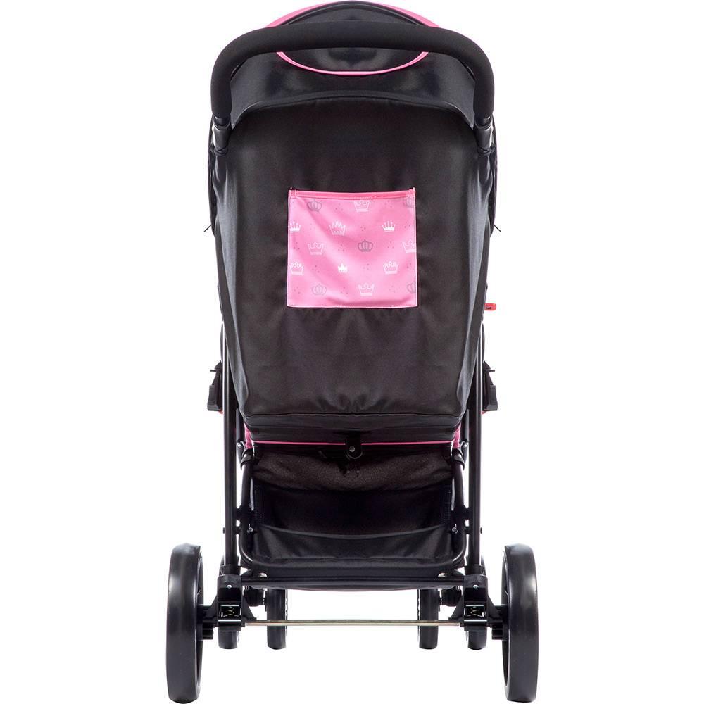 Carrinho de Bebê Travel System Nexus Rosa Duo com Bebê Conforto - Cosco