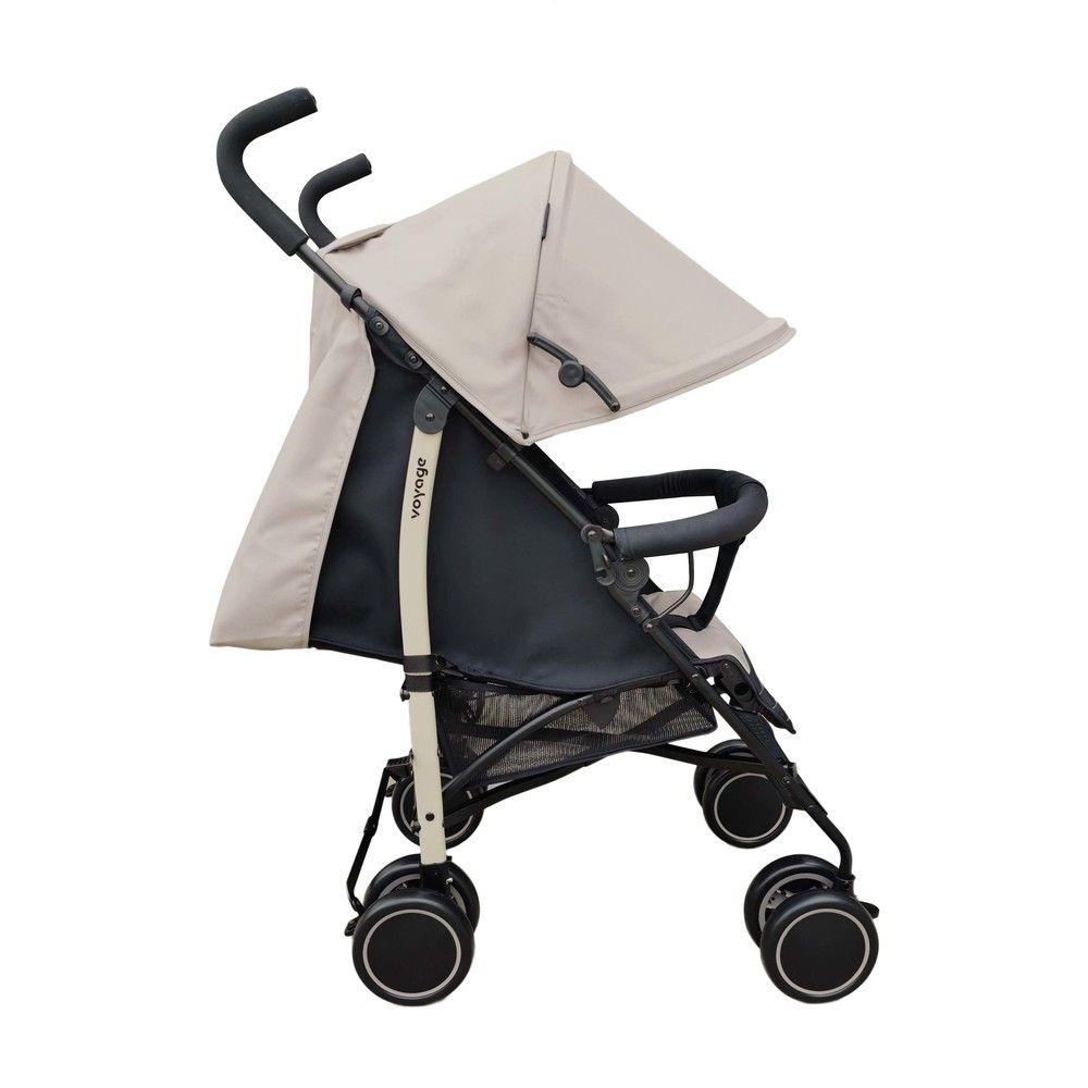 Carrinho de Bebê Umbrella Park Bege - Voyage