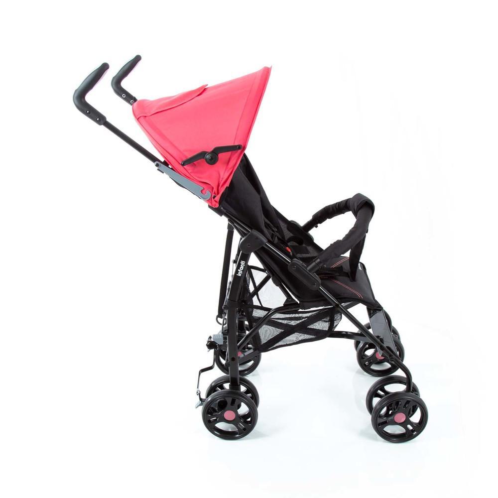 Carrinho para Bebê Umbrella Spin Neo Pink Candy - Infanti