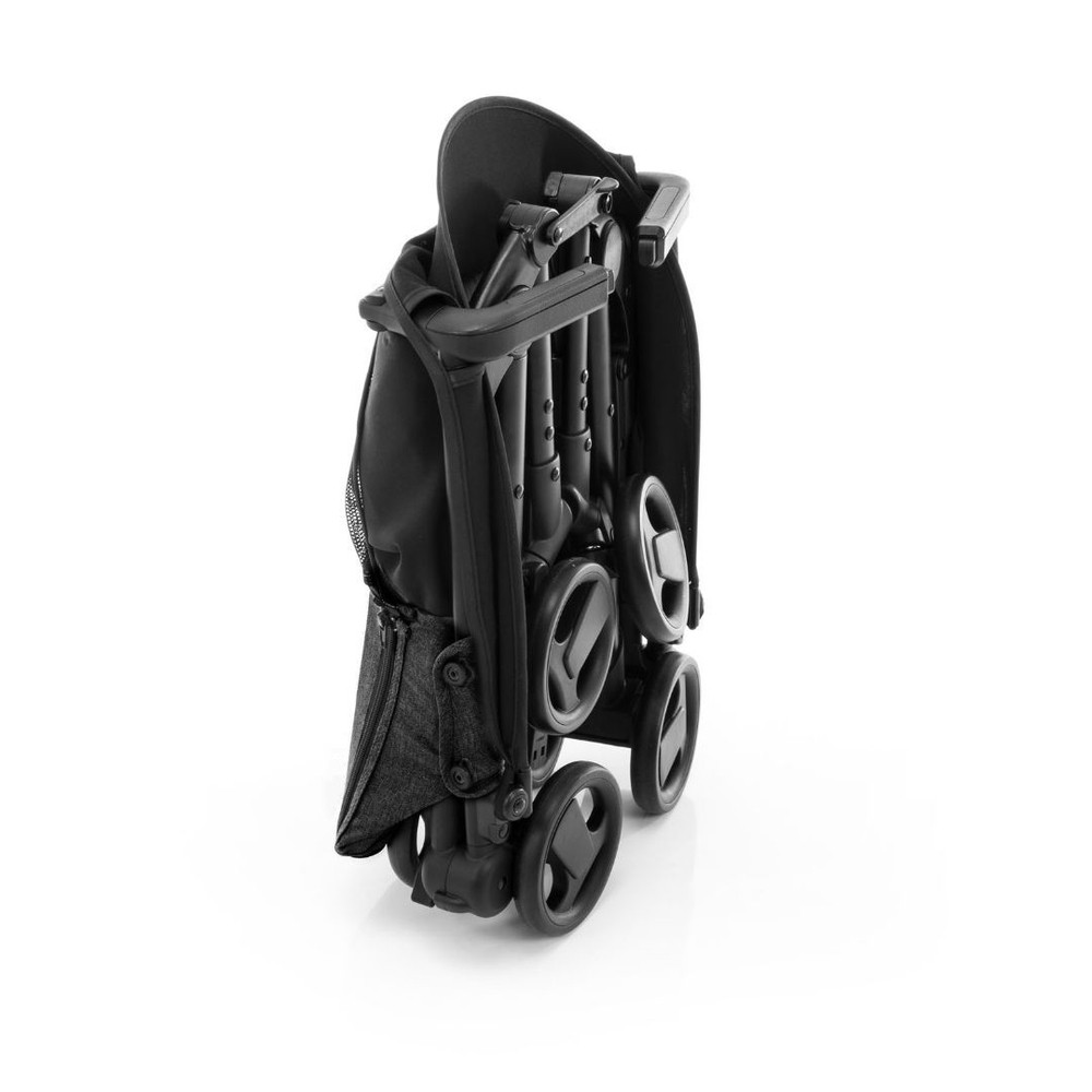 Carrinho Pocket Micro Black Denim - Safety 1st