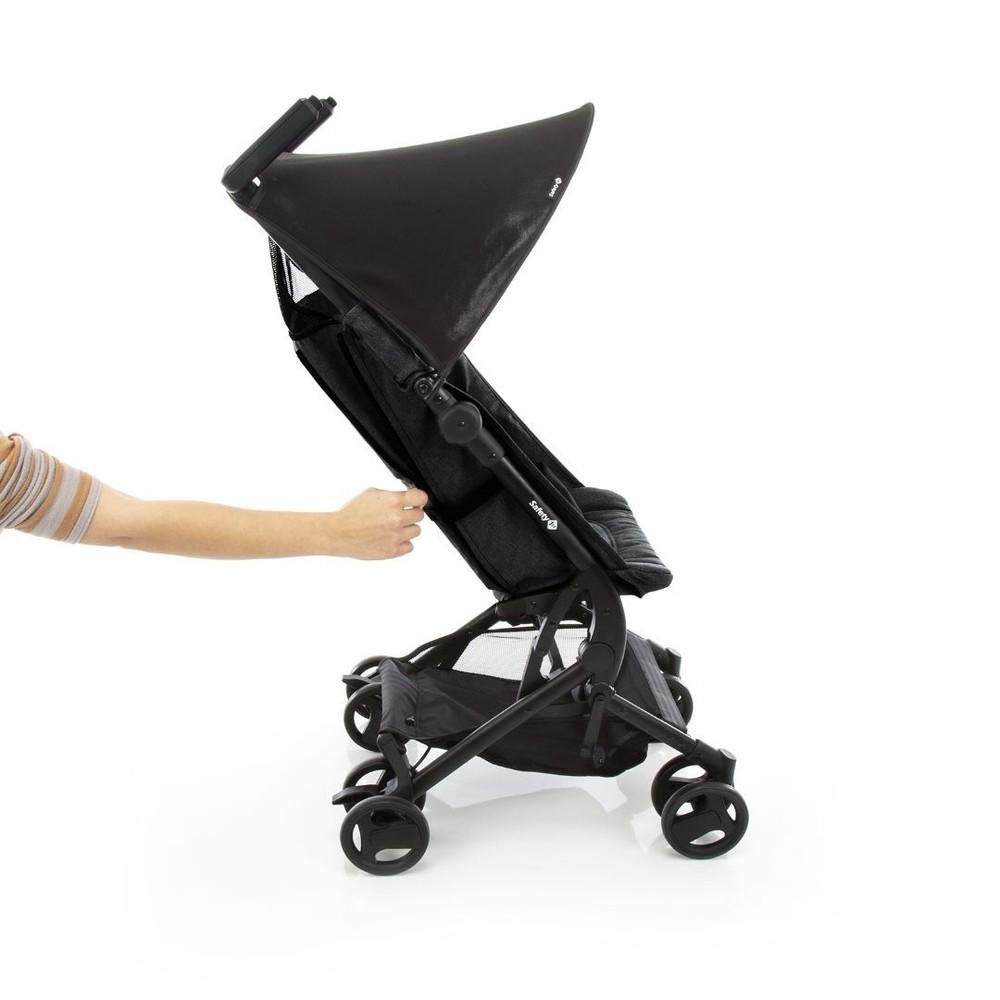 Carrinho de Bebê Pocket Micro Black Denim - Safety 1st