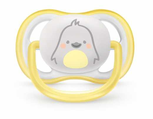 Chupeta Avent 0-6 Meses Ultra Air Pinguim