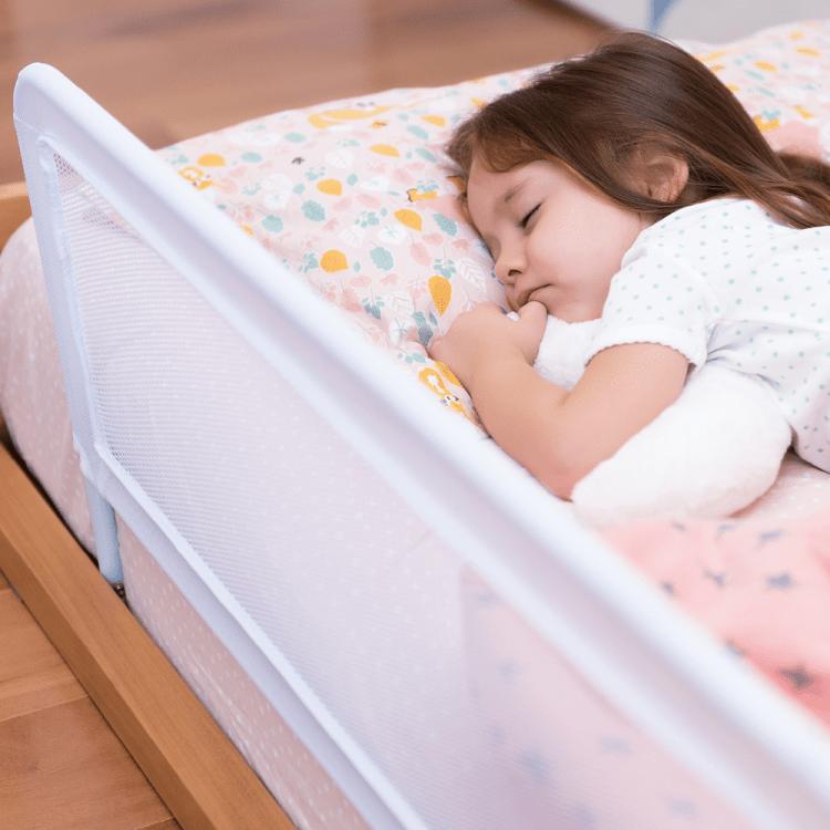 Grade de Proteção Kiddo para Cama Zen Branco