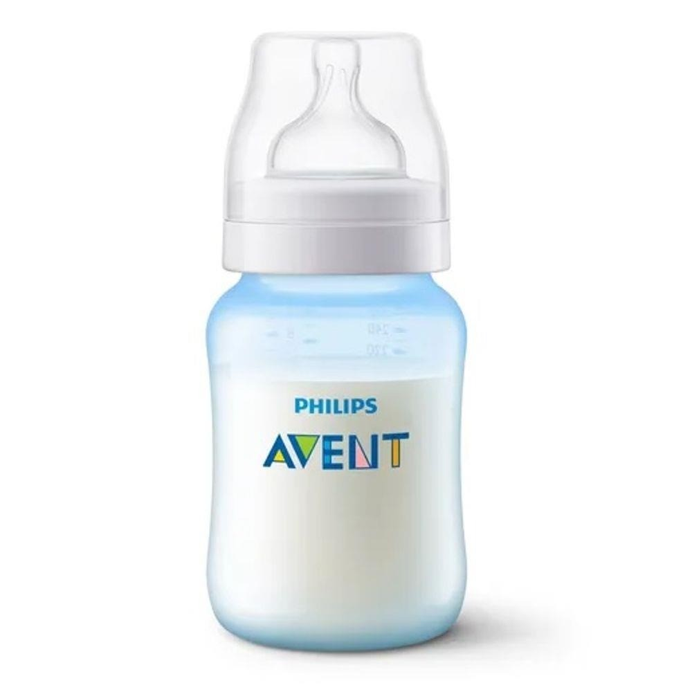 Mamadeira Anti-Colic Philips Avent Azul 260 ml