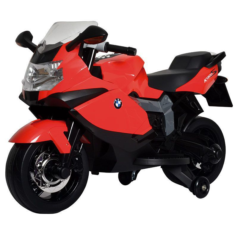 Moto Elétrica 6V BMW K1300S Vermelha - Bandeirante