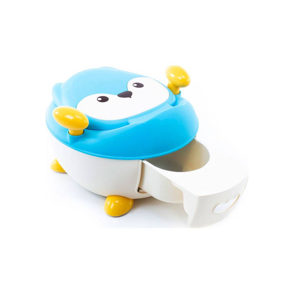 Troninho Fox Potty Safety 1st Blue - Safety 1st