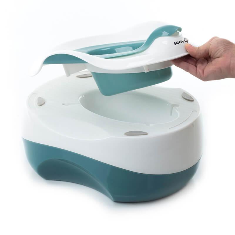 Troninho Infantil Flex Potty 3 In 1 Blue Safety 1st