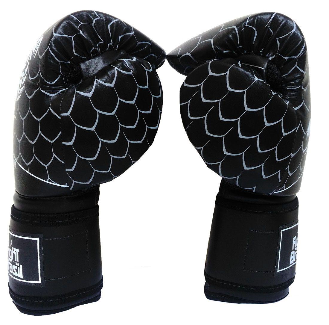 01023a810 Luva Boxe Luva Muay Thai 12 Oz Fight Brasil Dragon Elite - Comprar Online  .Net