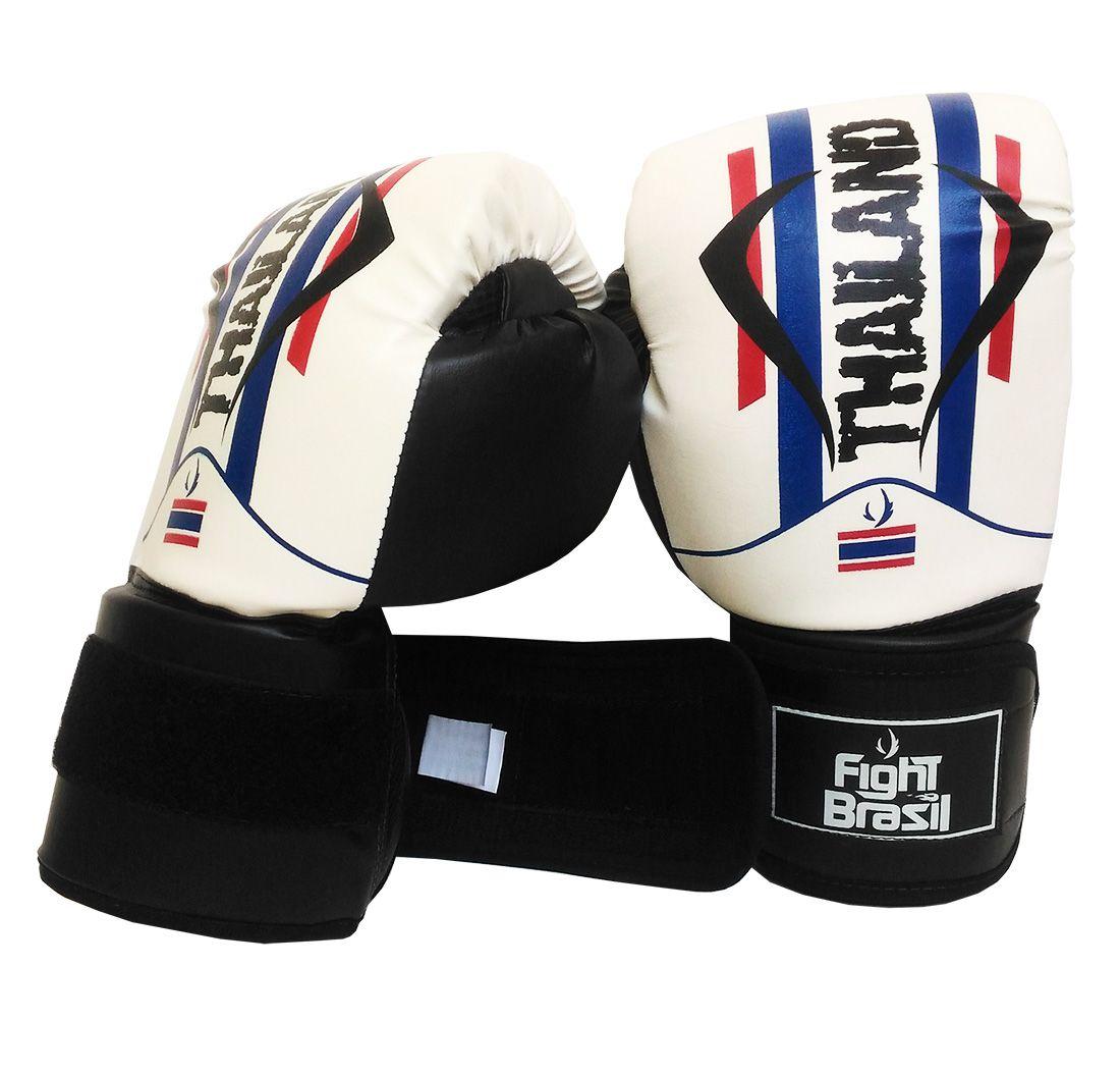 6366d4f01 Luva Boxe Luva Muay Thai 12 Oz Fight Brasil Tailândia - Comprar ...