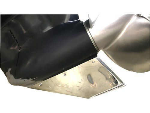 Protetor De Rabeta - Mercury - Mercruiser - Yamaha - Volvo penta