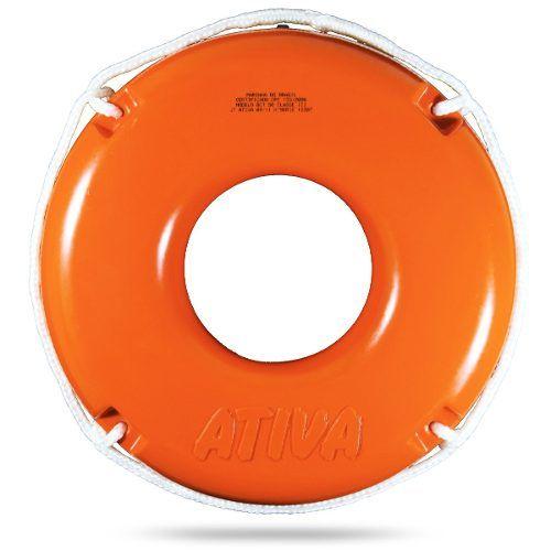 Bóia Circular Classe 3 50cm Homologado Lancha Barco