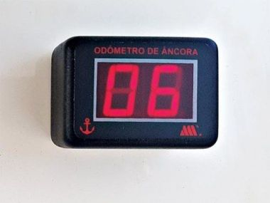 Odômetro De Âncora Guincho Nautico Lancha