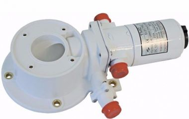 Kit Tmc Conversor Vaso Manual Em Elétrico Lancha Barco