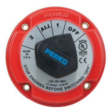Chave Geral Perko/ 2 Baterias