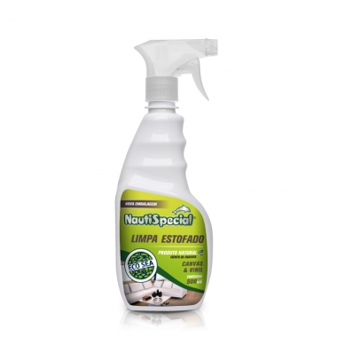 Limpa Estofado 500 Ml Lancha Barco