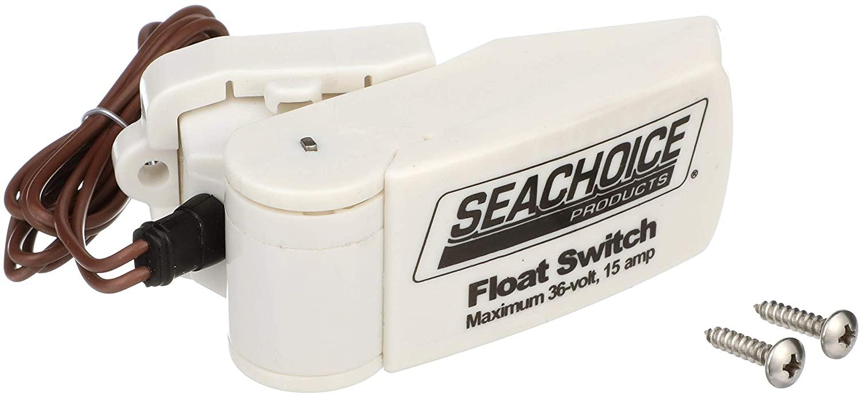 Automático Para Bomba De Porão Seachoice Lancha Boia