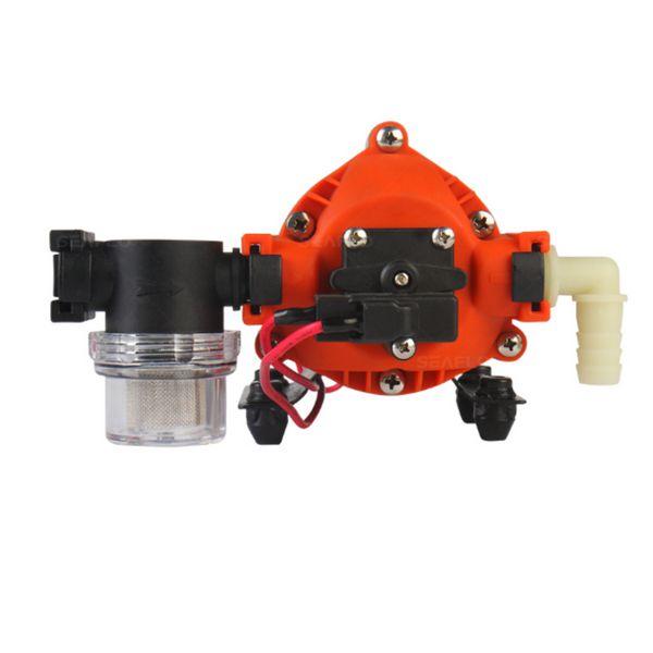 Bomba D'agua Doce Seaflow 2.0 Série 35 c/ filtro 12v 60PSI